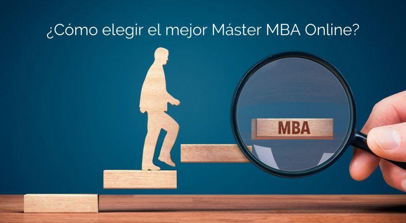 Master MBA online, ¿por qué son tan caros y cuál es el mejor 2020?